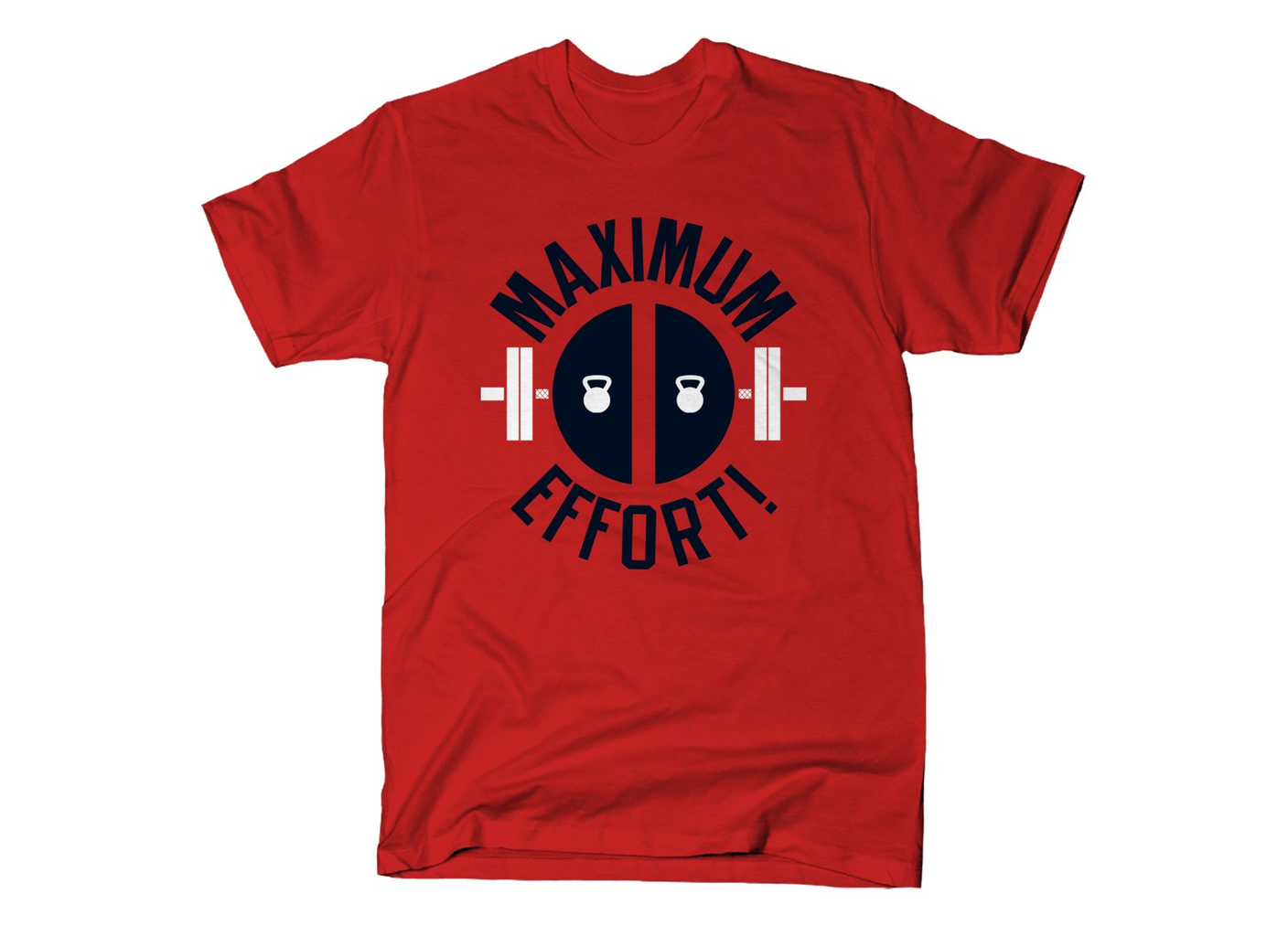 SnorgTees: Maximum Effort!