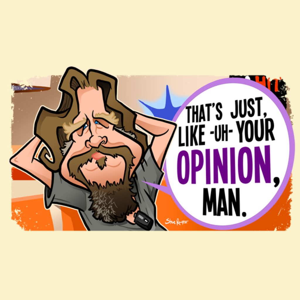 NeatoShop: Your Opinion Man