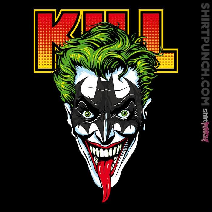 ShirtPunch: Kiss The Bat