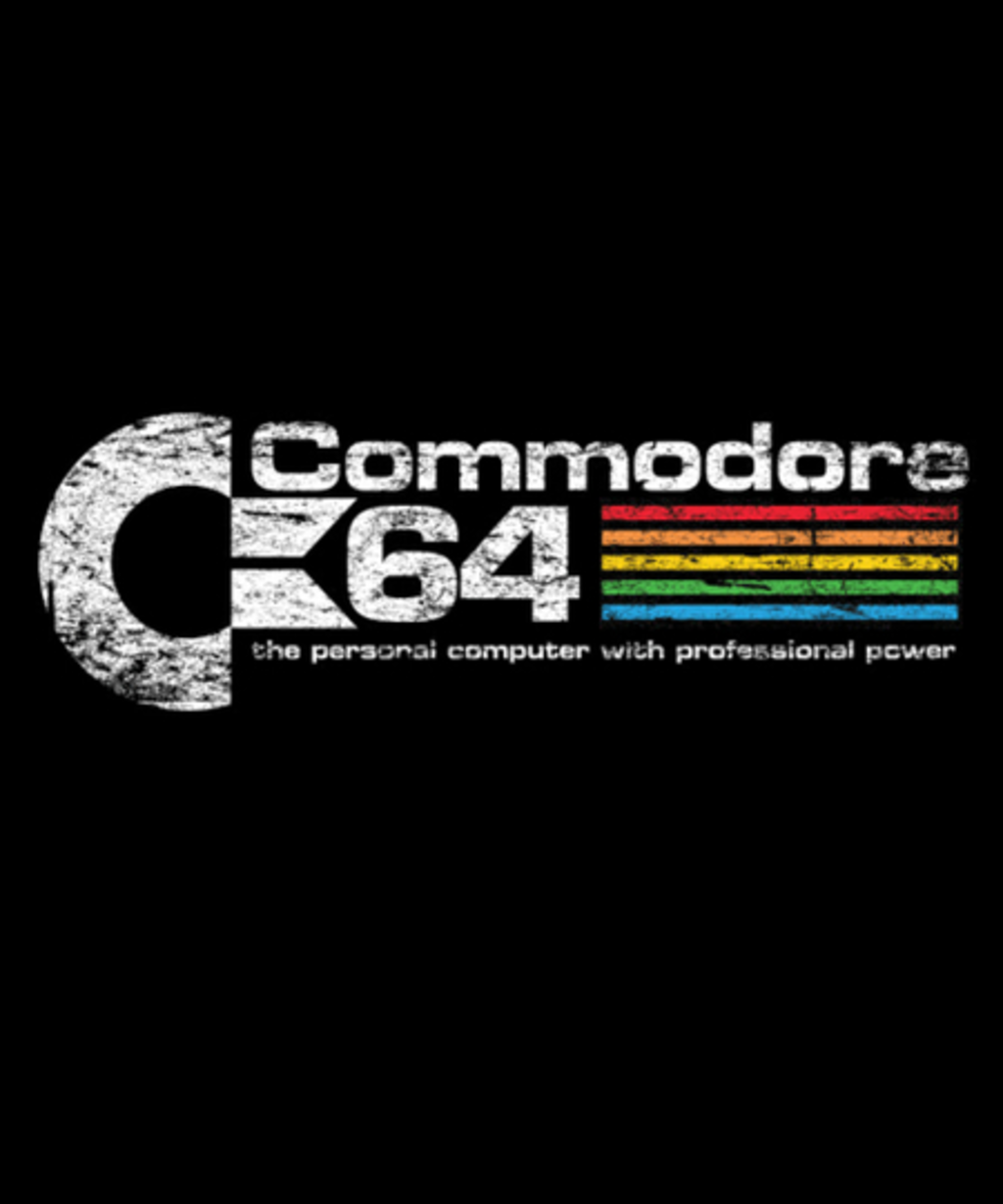 Qwertee: Commodore 64