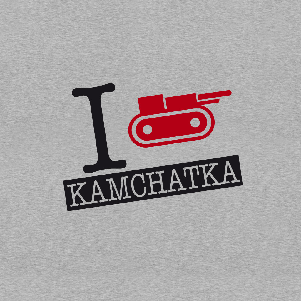 TeeTee: I LOVE Kamchatka