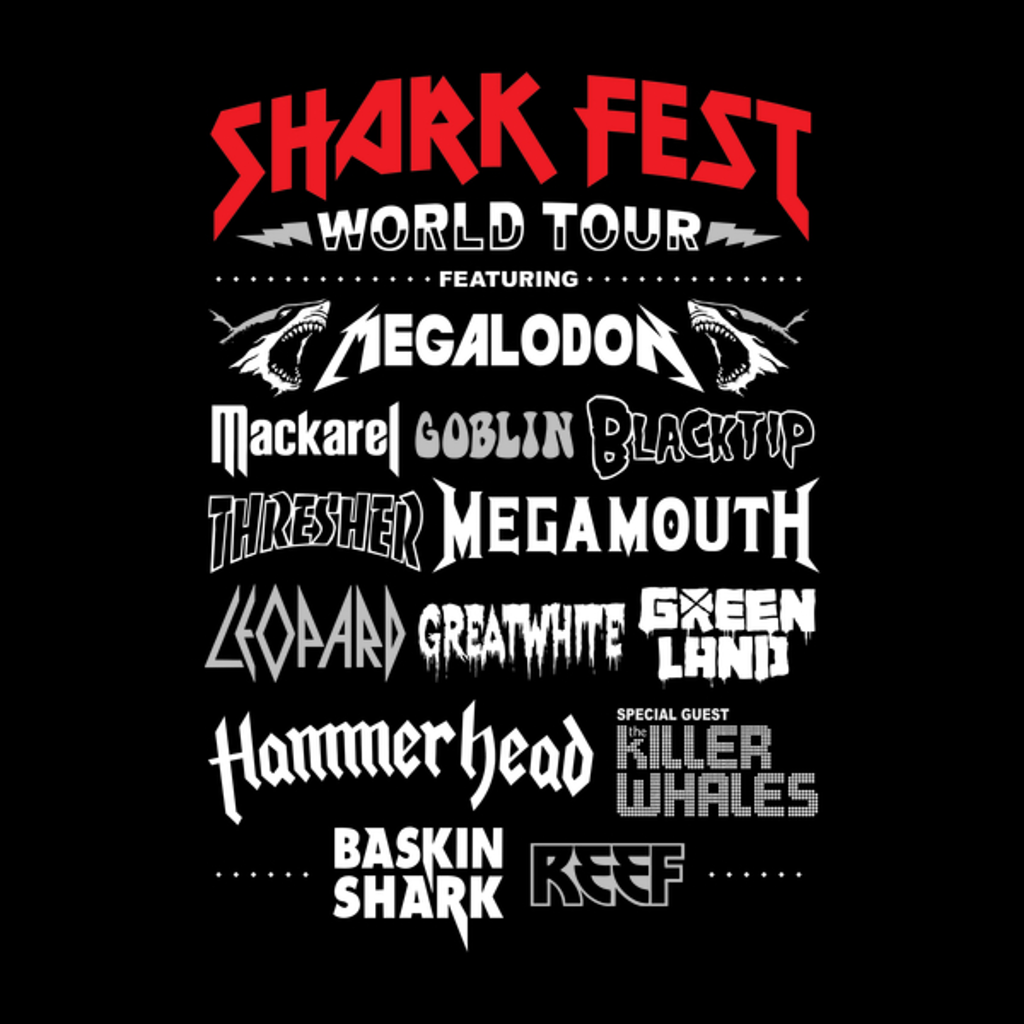 NeatoShop: Shark Fest