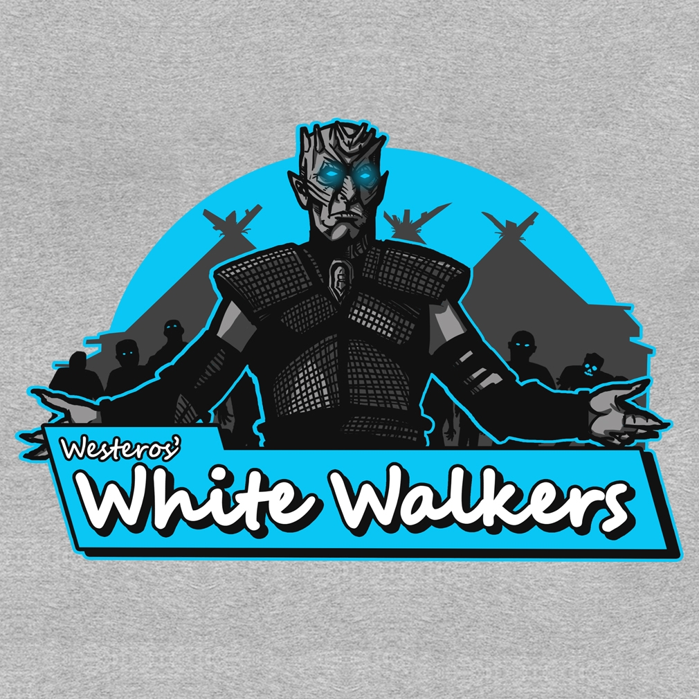 TeeTournament: White Walkers