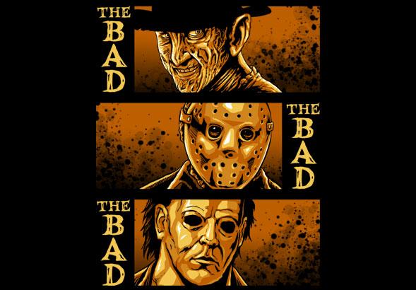 teeVillain: The Bad The Bad The Bad