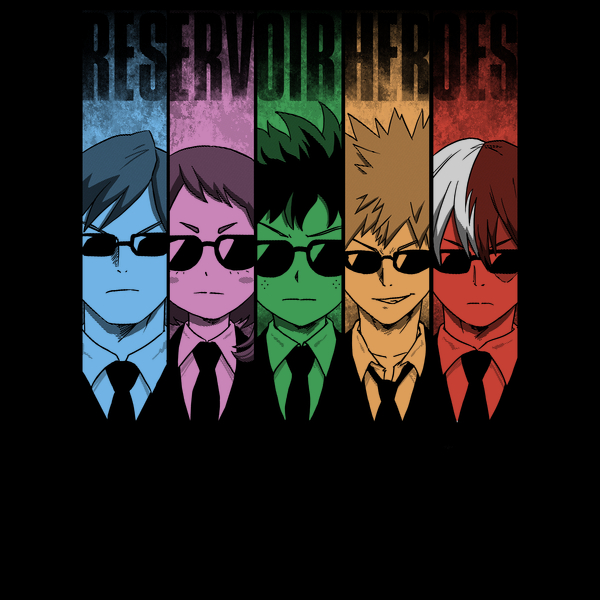 NeatoShop: Reservoir Heroes