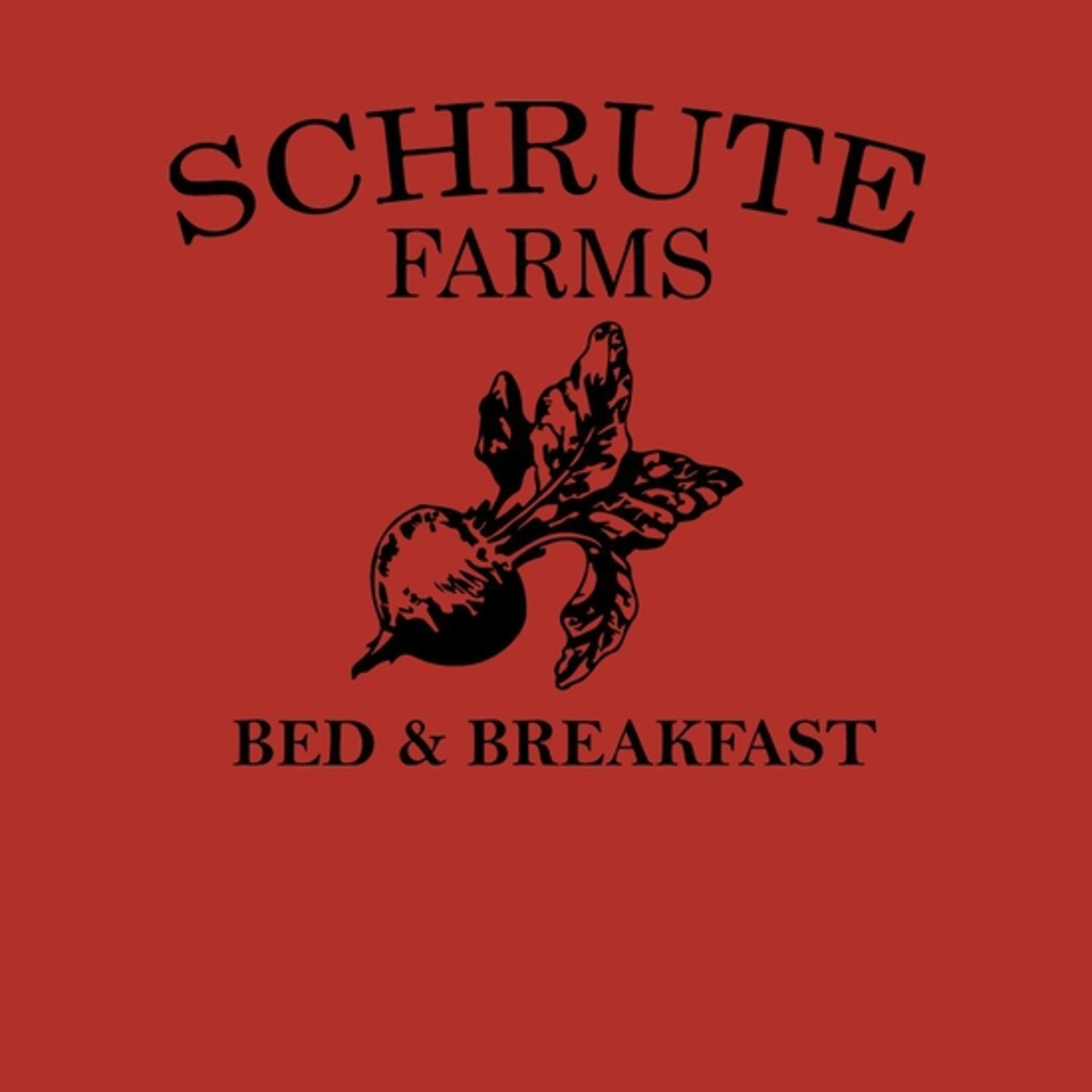 BustedTees: Schrute Farms