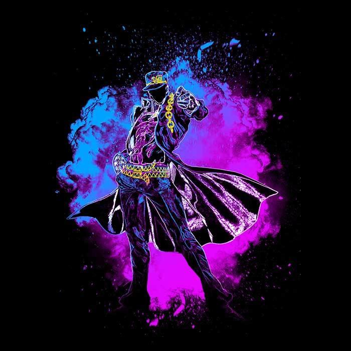 Once Upon a Tee: Soul of Jotaro