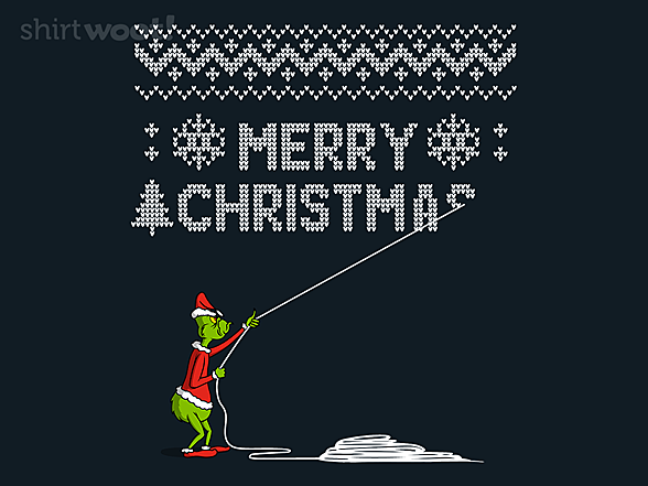 Woot!: Stealing Christmas