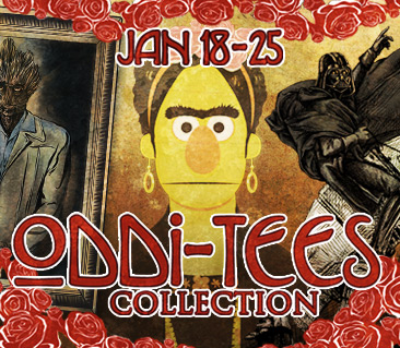 TeeFury: The Complete Odditees Collection