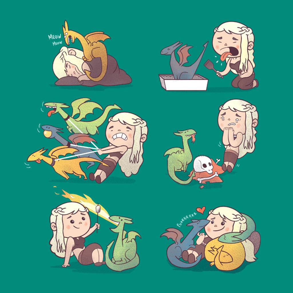 Pampling: Crazy Dragonlady