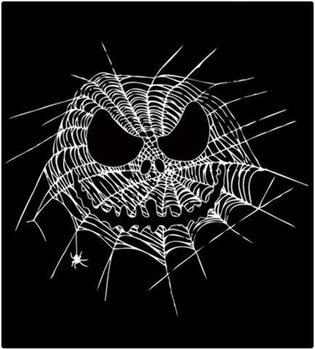 Shirt Battle: Scary Web