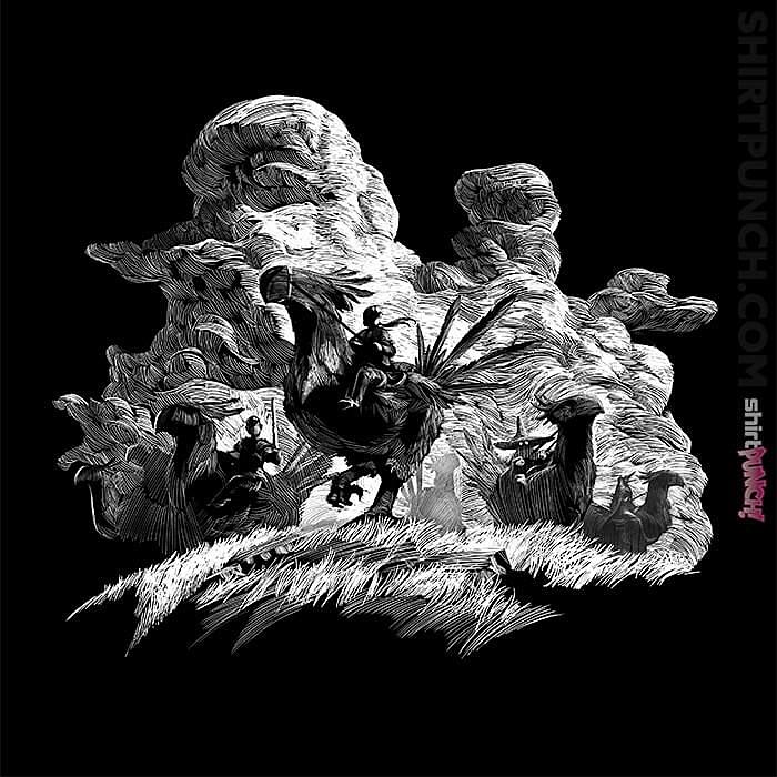 ShirtPunch: War Of The Lions