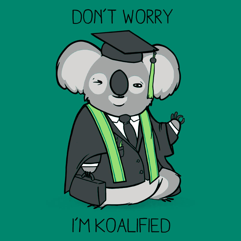 Pampling: I'm Koalified