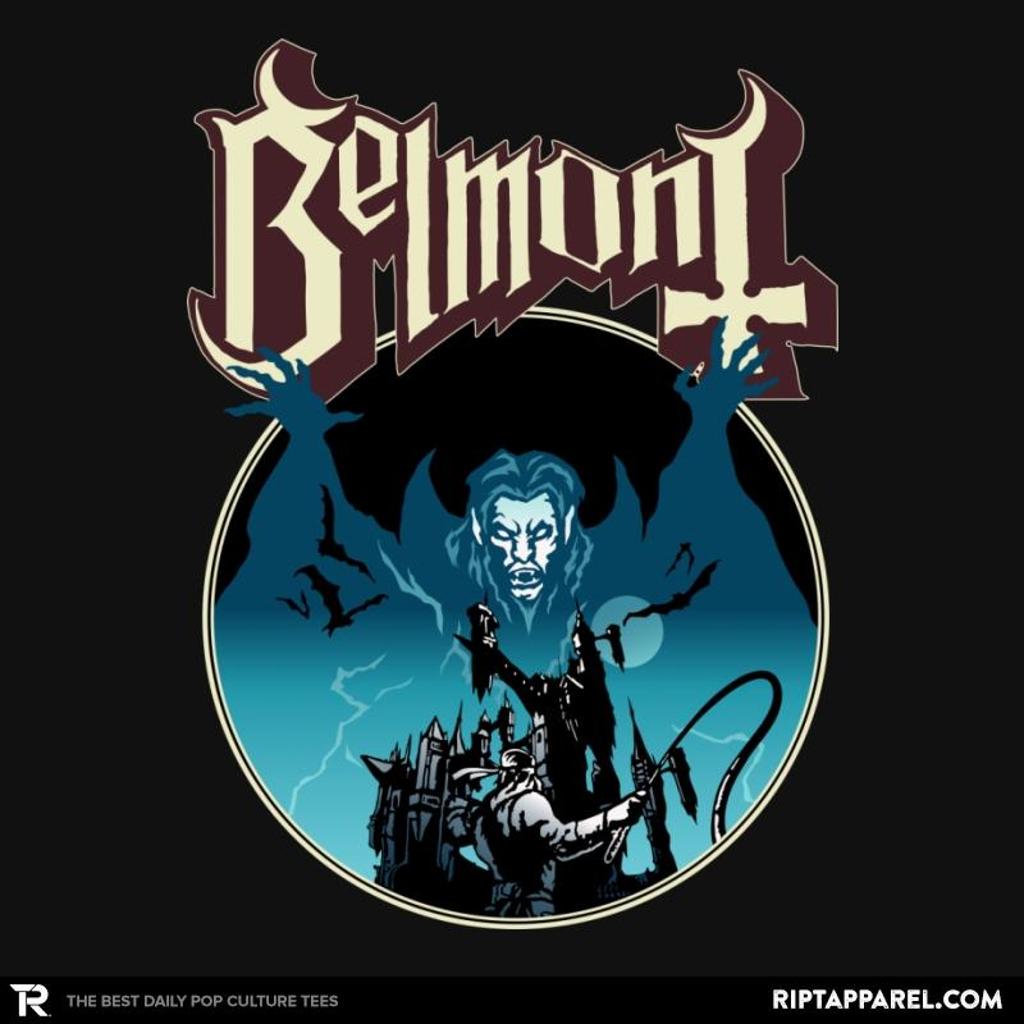 Ript: Belmont Eponymous