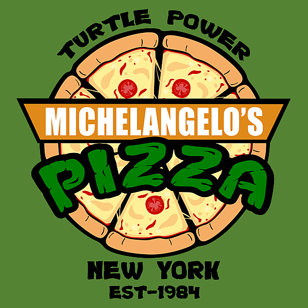 NeatoShop: Michelangelo's Pizza