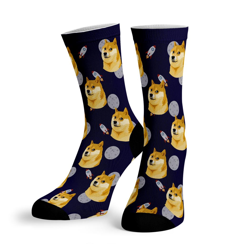 BustedTees: Doge Sock