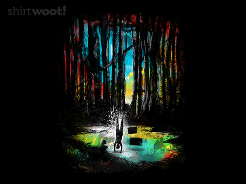 Woot!: Sunset on Dagobah