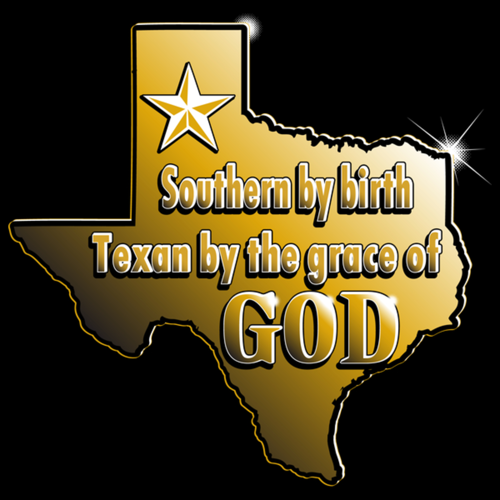 NeatoShop: Southern by birth...