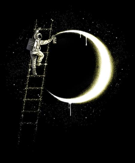 Qwertee: Follow The Stars