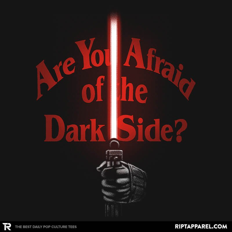 Ript: Afraid of the Dark Side