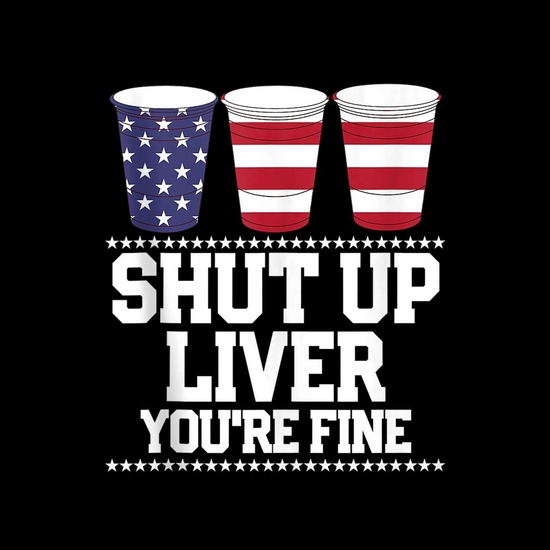BustedTees: Beer Drinking Drunk