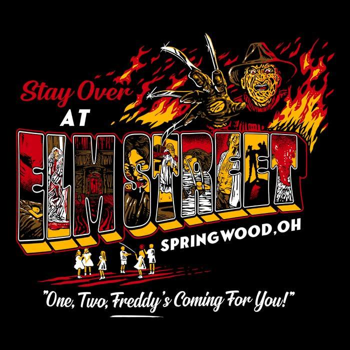 Once Upon a Tee: Visit Springwood