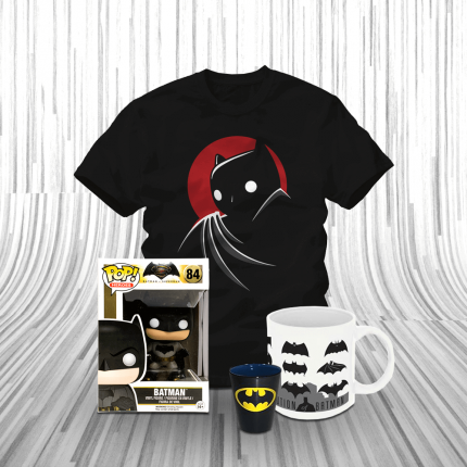 ShirtPunch: The Evolution of Batman Bundle
