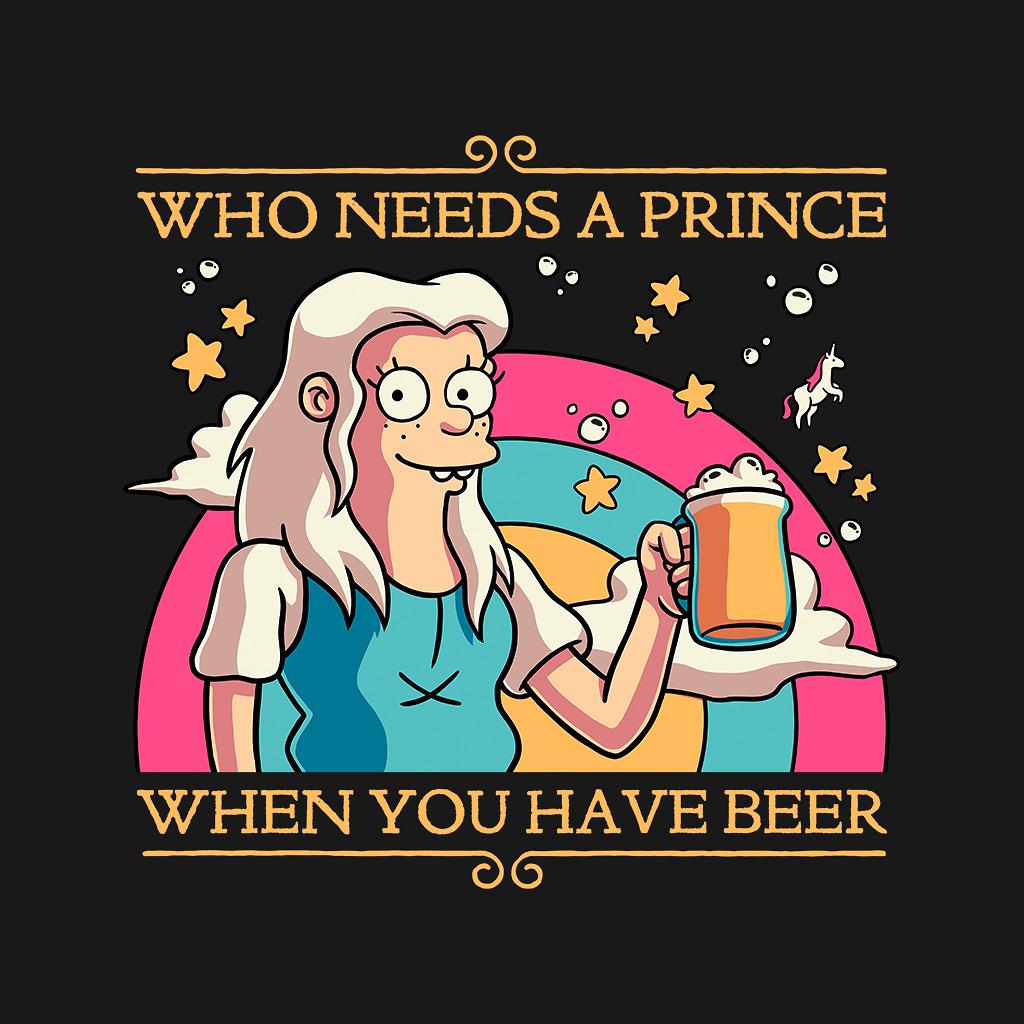 TeeTee: Princess Priorities