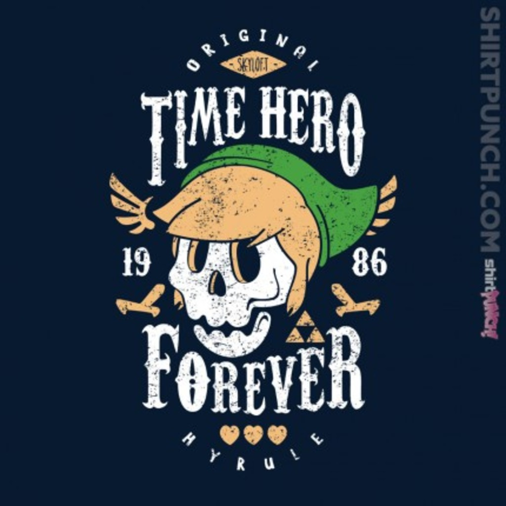 ShirtPunch: Time Hero Forever