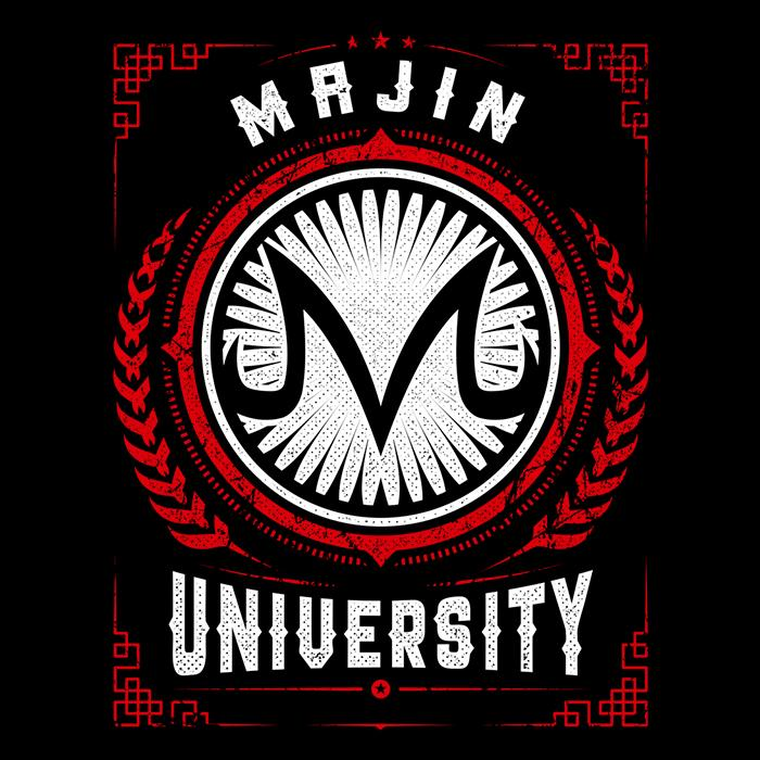 Once Upon a Tee: Majin University
