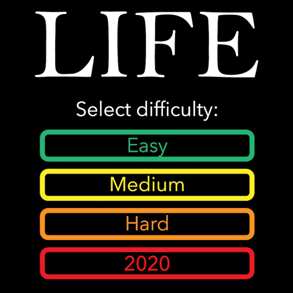 TeeTee: select difficulty level