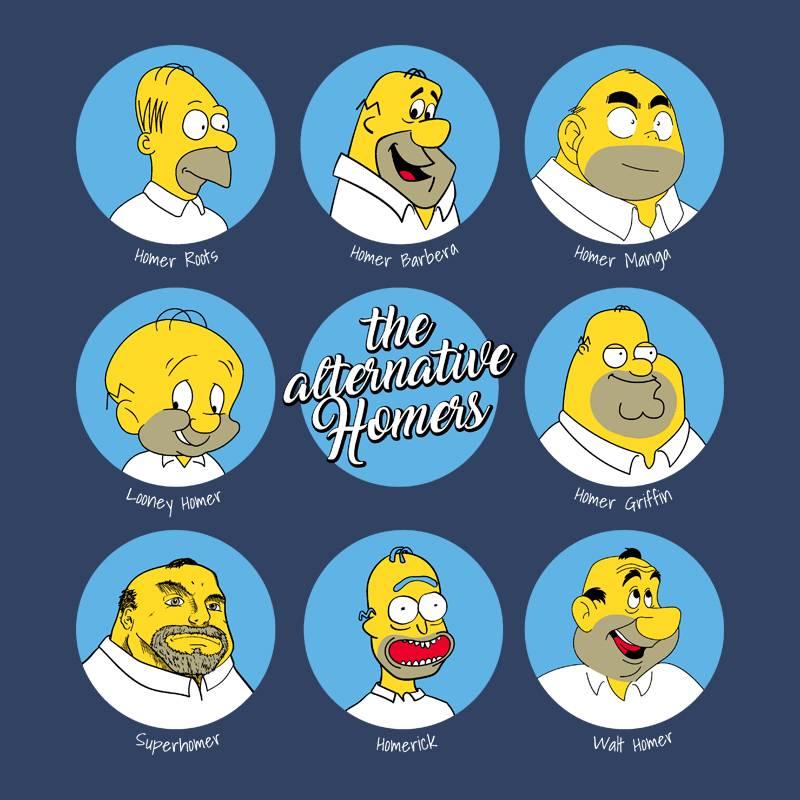 Pampling: Alternative Homers