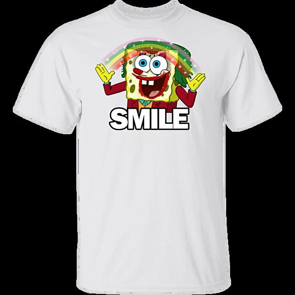 Pop-Up Tee: Smile
