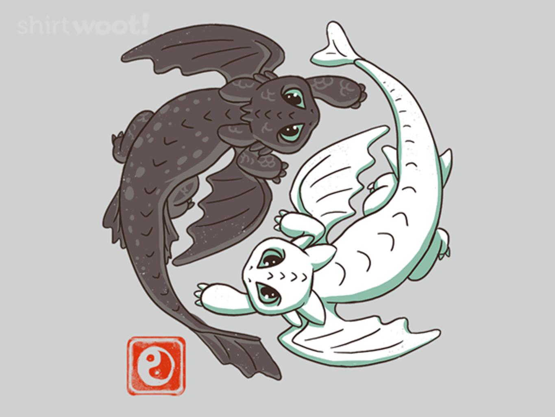 Woot!: Yin Yang Dragons