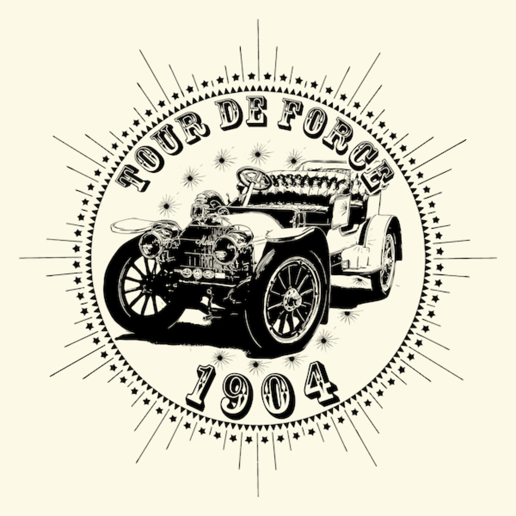 NeatoShop: Vintage Classic Car 1904 Tour De Force