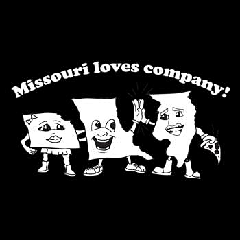 BustedTees: Missouri Loves Company