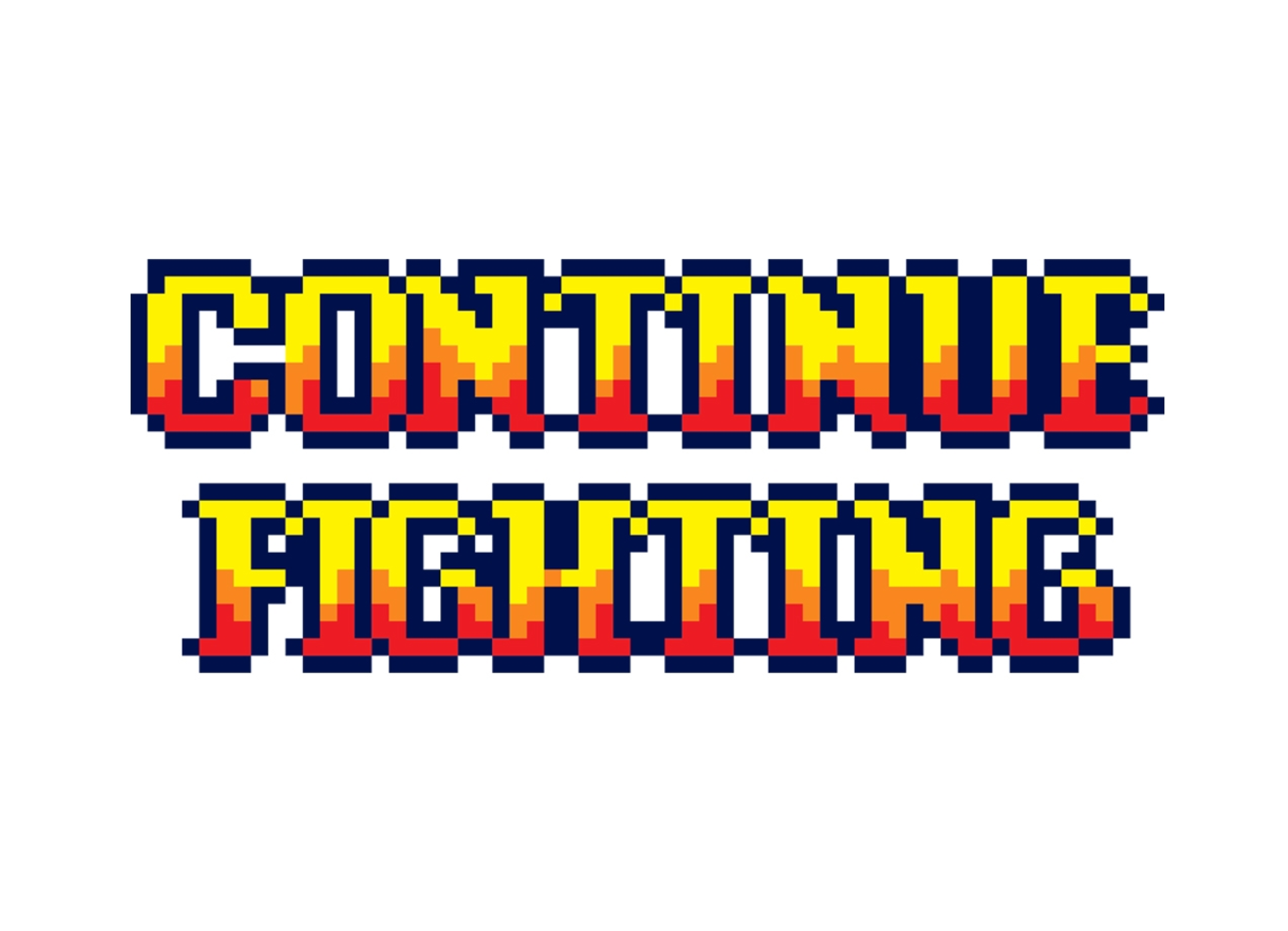 Threadless: Continue Fighting