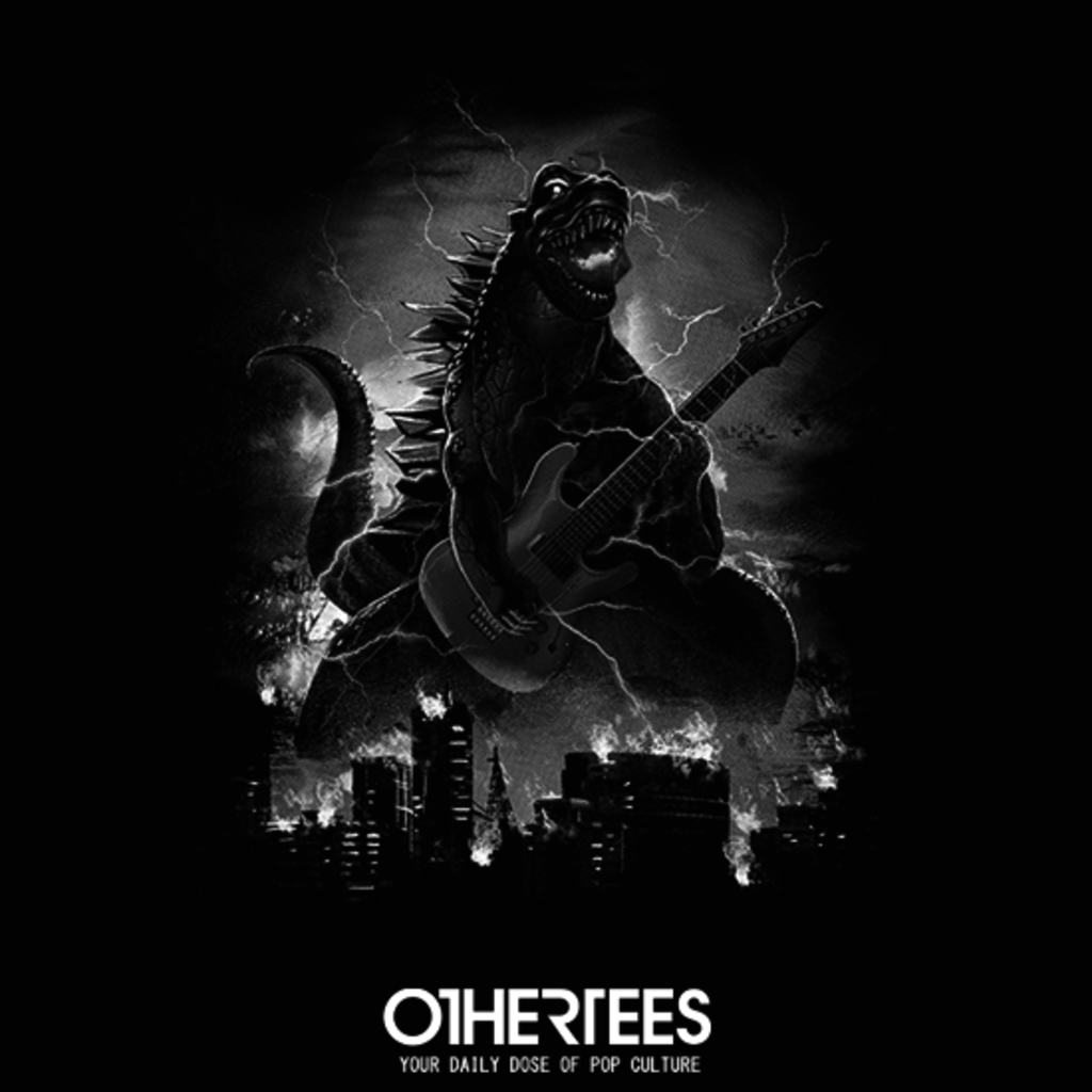 OtherTees: Rockzilla