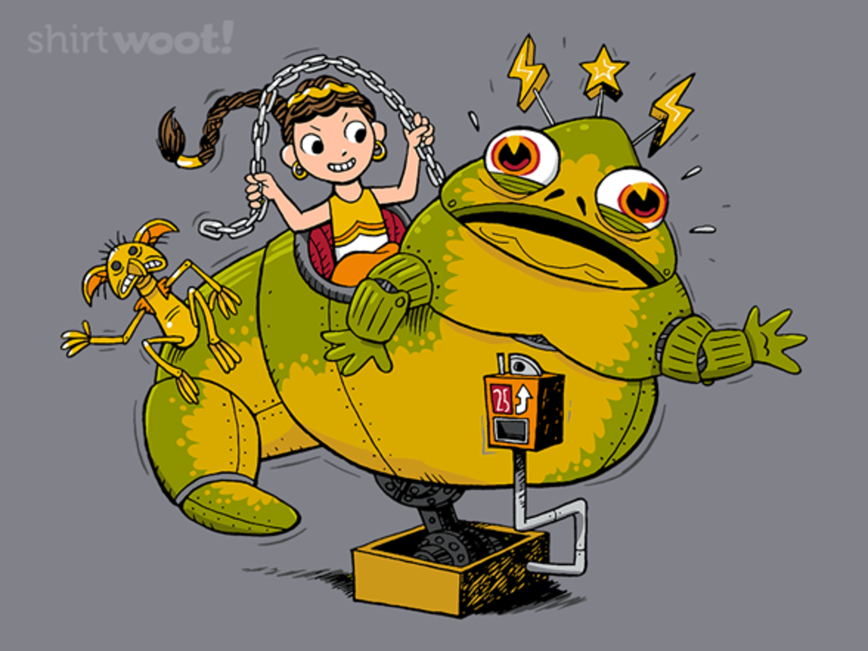 Woot!: Jabbautomaton