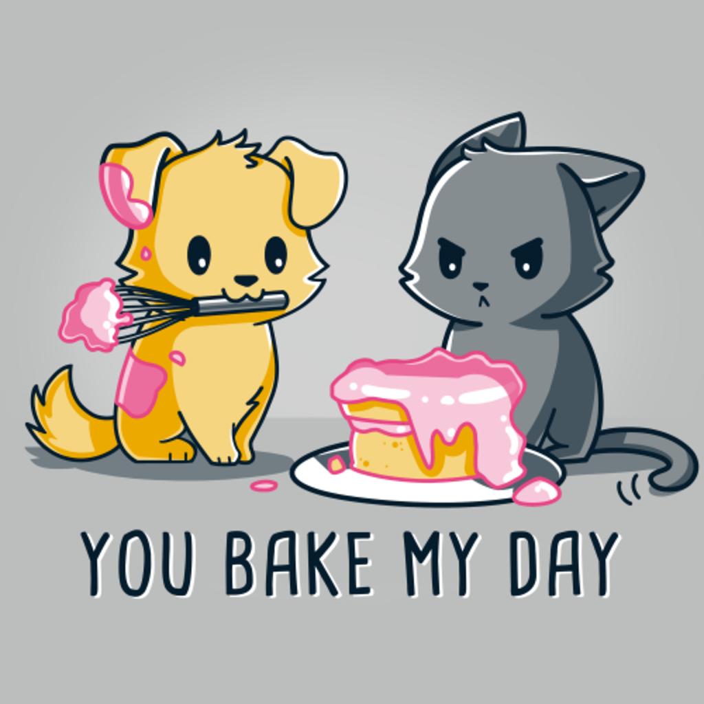 TeeTurtle: You Bake My Day