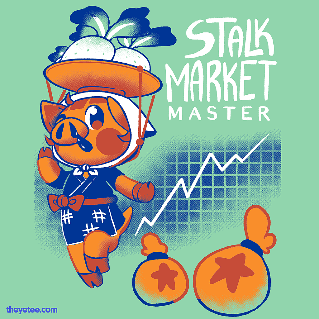 The Yetee: Stalk Market!