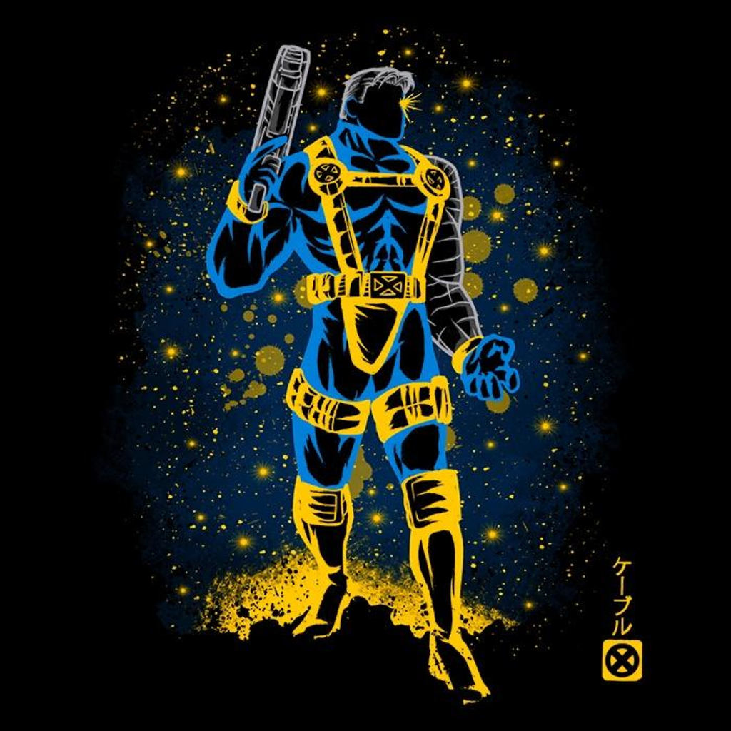 Once Upon a Tee: The Future Soldier