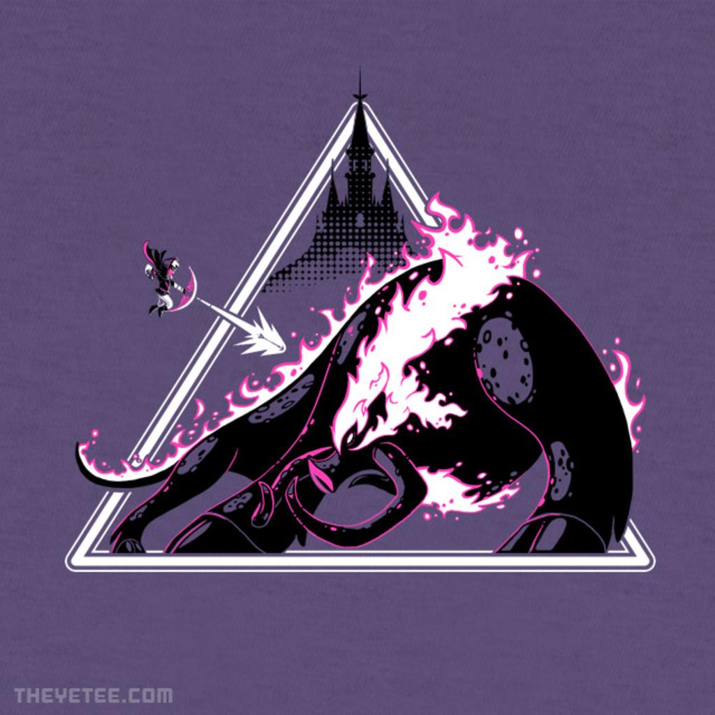 The Yetee: Dark Beast
