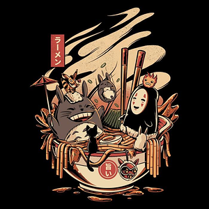 Once Upon a Tee: Ramen Pool Party