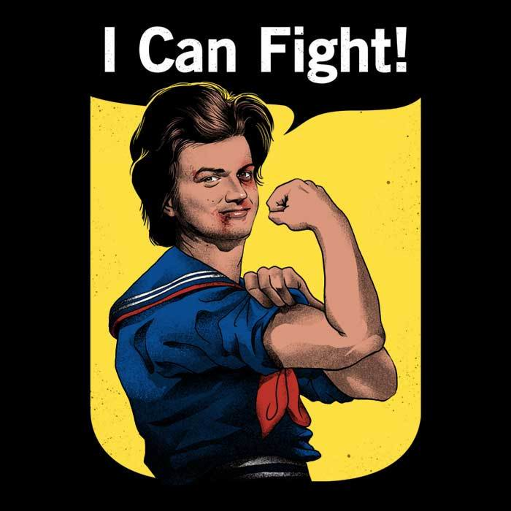 Once Upon a Tee: I Can Fight