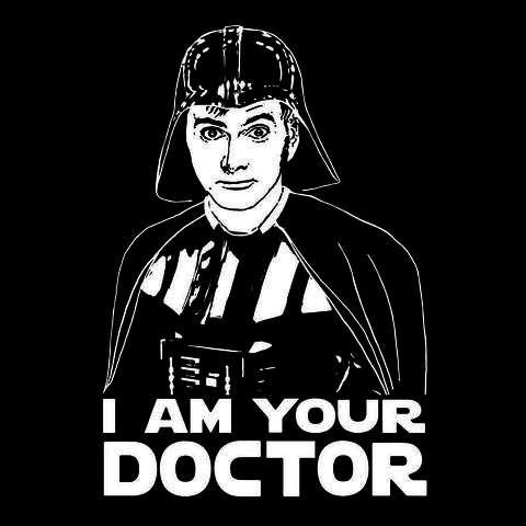 WhovianShirts: I Am Your Doctor