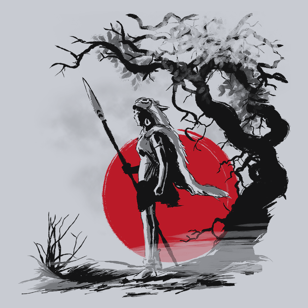 Pop-Up Tee: Forest Protector