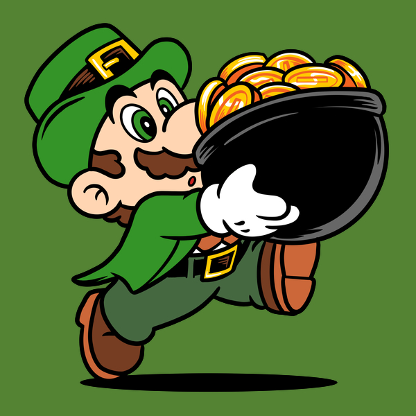 NeatoShop: It's A Me Pot O Gold