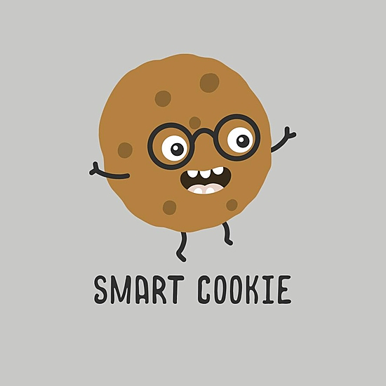 BustedTees: Smart Cookie