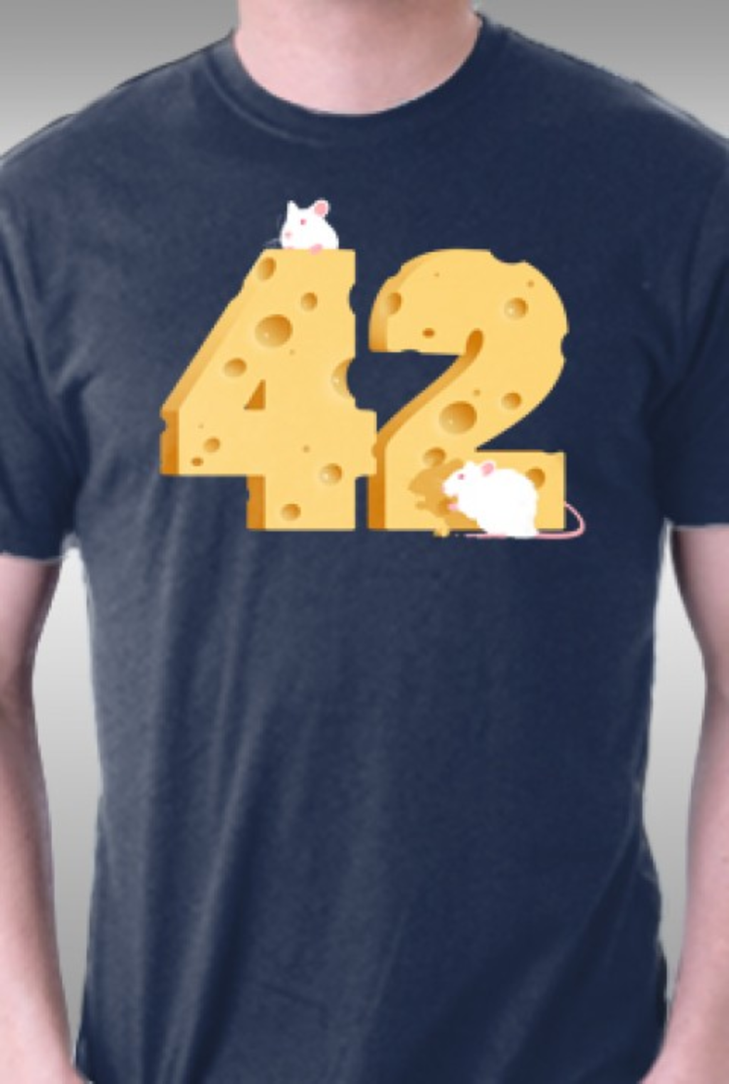 TeeFury: Cheese Is The Answer!